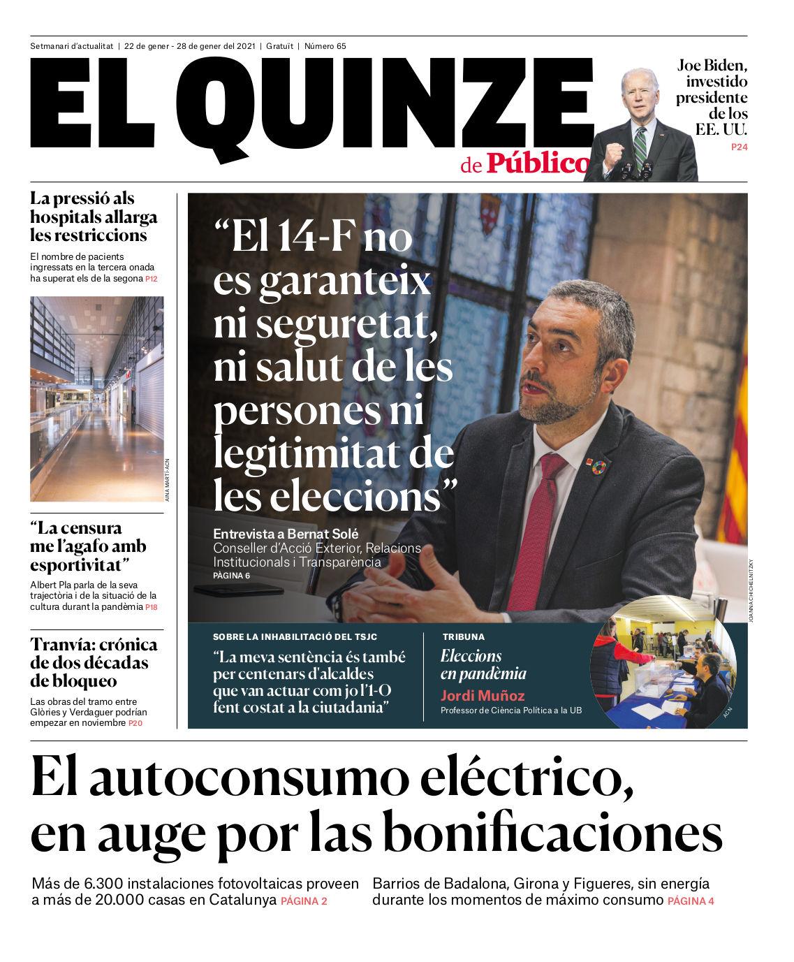 EL QUINZE