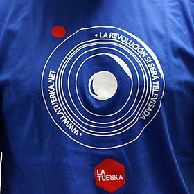 Camiseta La Tuerka Azul