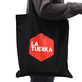 Bolsa de Tela La Tuerka
