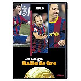 DVD Los Hombres del Balón de Oro