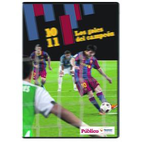 DVD Los Goles Del Campeón 2010-2011