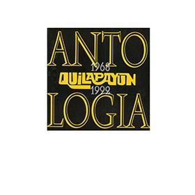 Quilapayún - Antología 1968-1992 2 CD