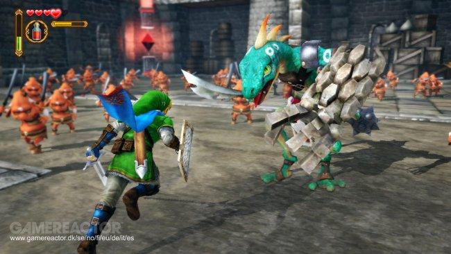 Publico Es Videojuegos El Nuevo Juego De Zelda Para Wii U Esta